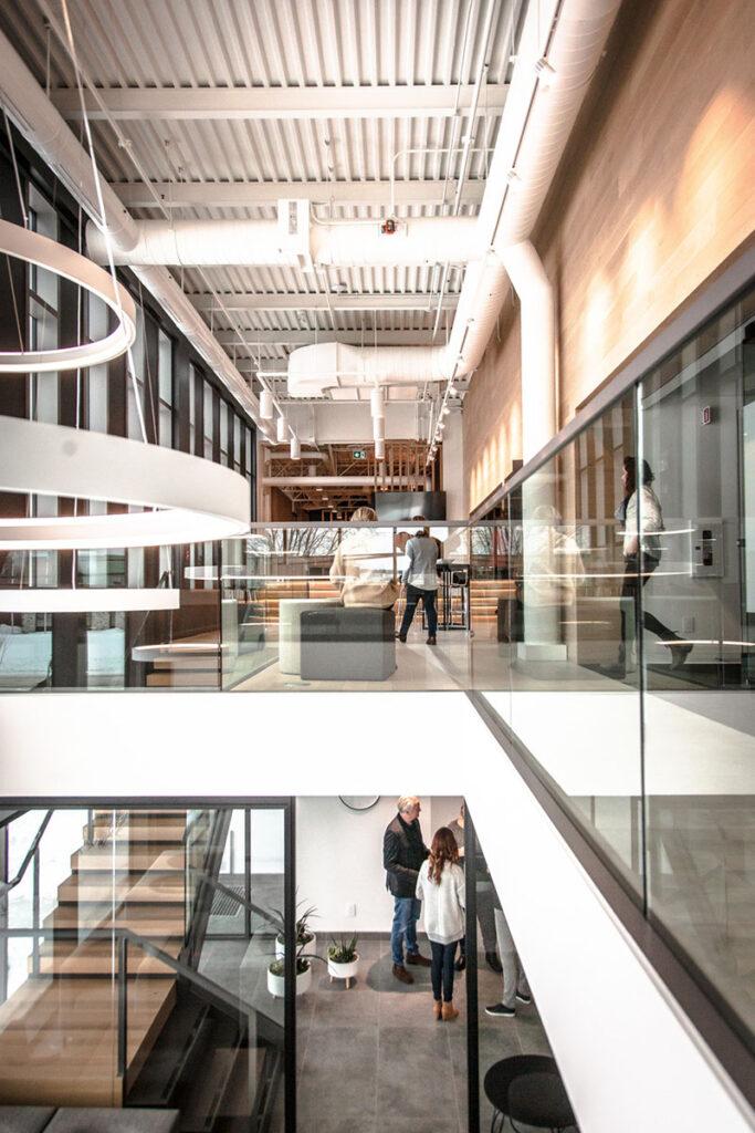 Artopex Granby, Luc Plante Architecture + Design