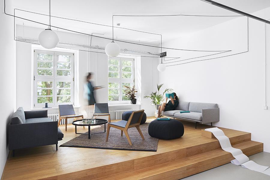 Oficinas Full Node Berlín de LXSY Architekten