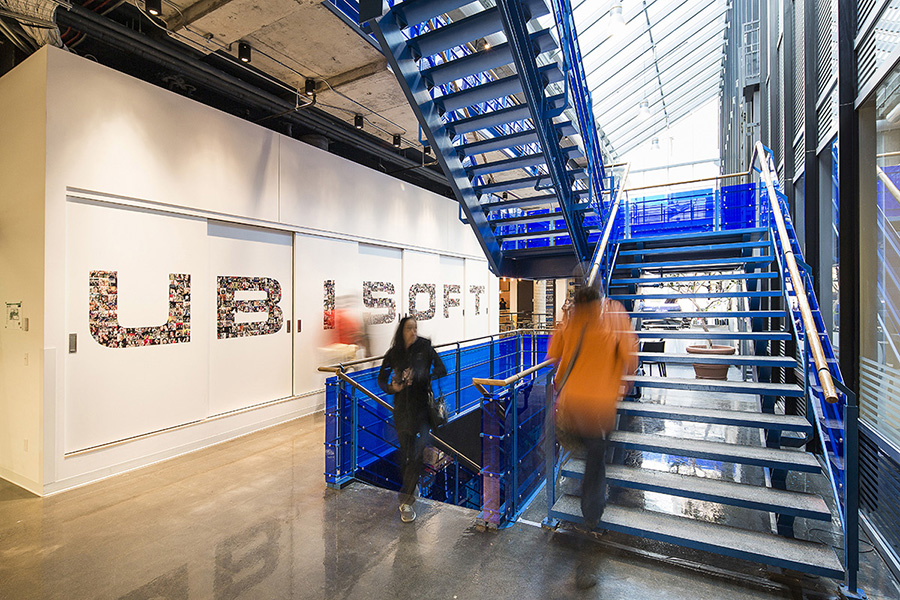 Ubisoft, Quebec, Coarchitecture