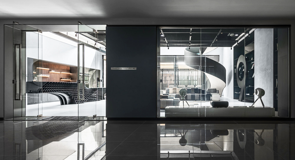 No. 9 Rhapsody, Guangzhou, China, de 9Studio Design Group