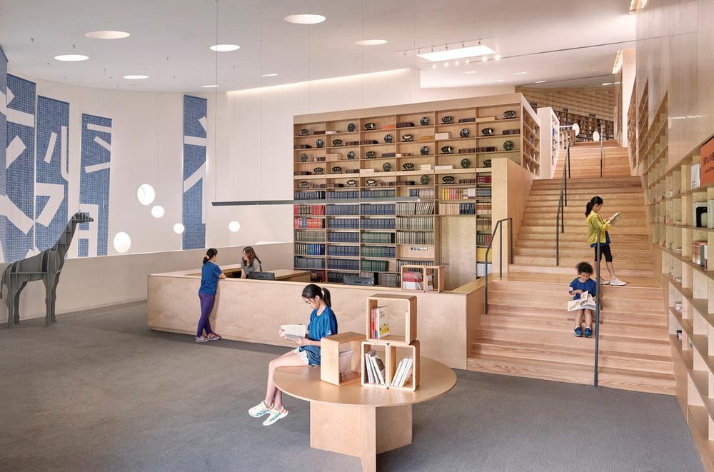Pinghe Bibliotheater Open
