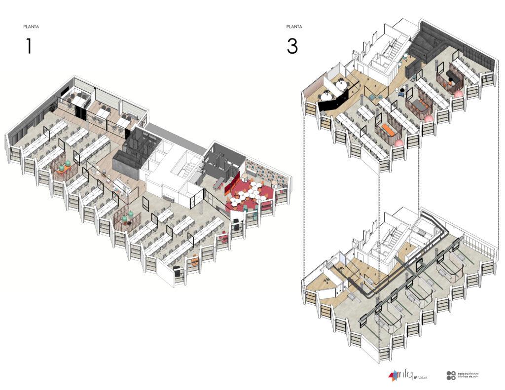 Consultoría financiera NFQ OAOB Arquitectura.