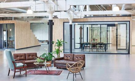 Oficinas Fairphone Amsterdam de Melinda Delst Interior Design