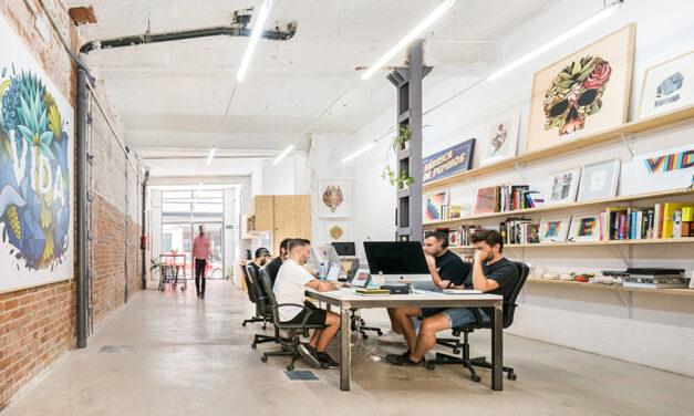Boa Mistura, taller y estudio proyectados por Estuyo Studio