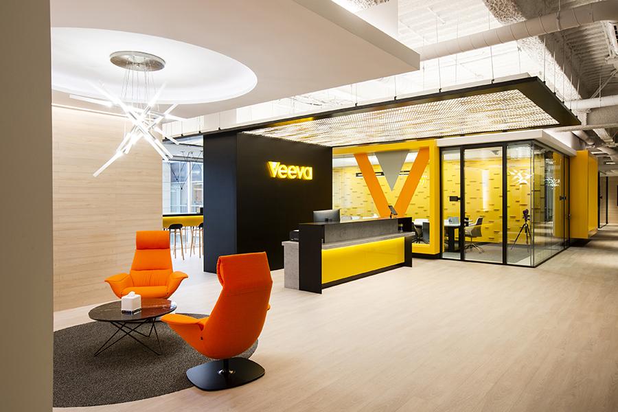 Oficinas de Veeva Systems, proyecto de Areazero 2.0.