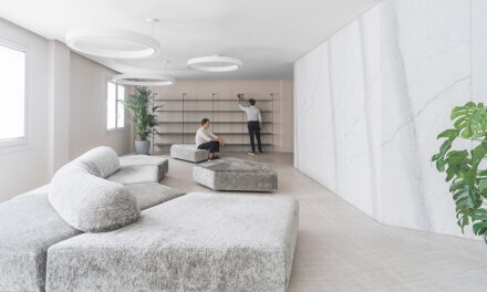 Oficinas de MGR en Bilbao, proyecto de Verne Arquitectura
