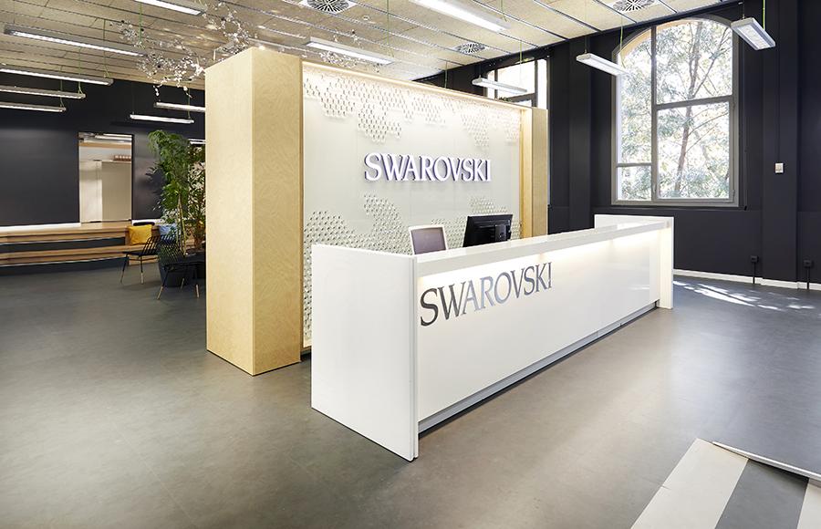 Swarovski Barcelona de Grup Idea y MAJH