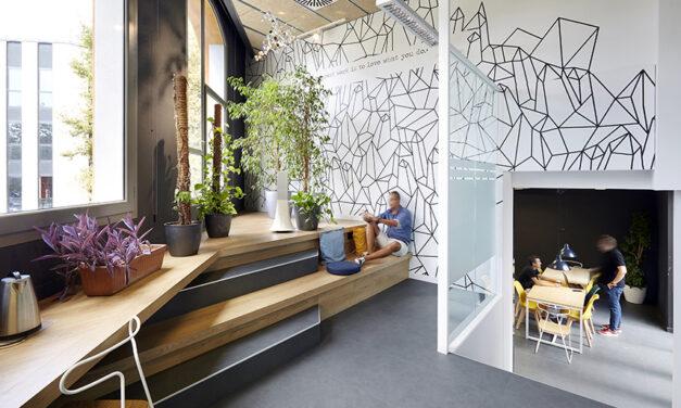 Oficina Swarovski Barcelona de Grup Idea y MAJH