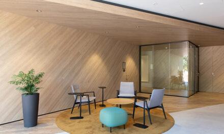 Microsoft Lisboa, de Openbook Architecture y Vector Mais
