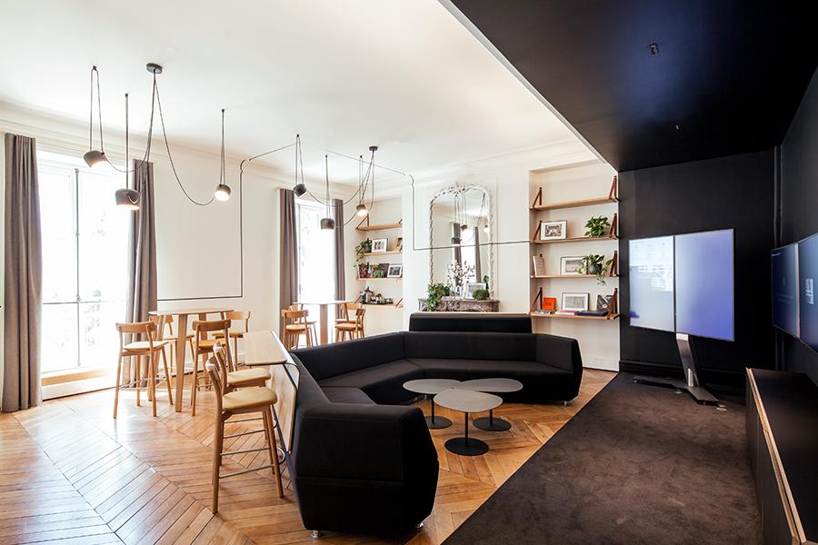 PwC Experience Vincent, Gloria & Levisalles Architectes