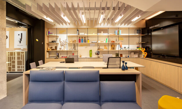 Nueva sede en Madrid de Aretha Hub Design