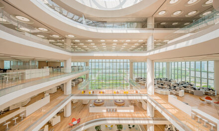 Technoplex Hankook Pangyo, de Foster & Partners