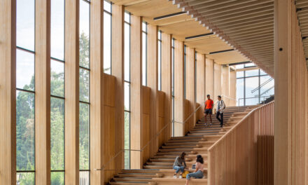 Oregon Forest Science Complex, Corvallis, EEUU, MGA, Michael Green Architecture