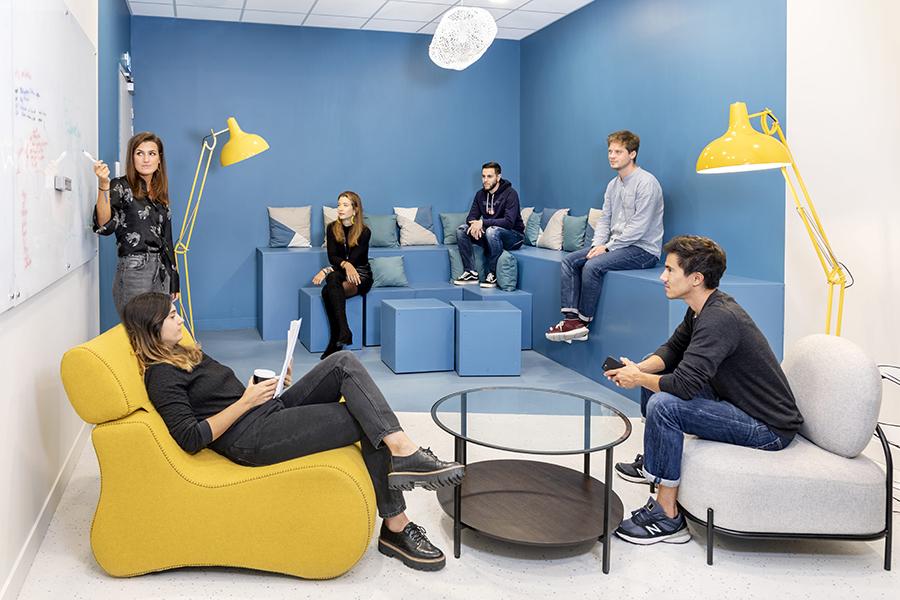 Yemanja proyecta la nueva sede de Mediawan en París