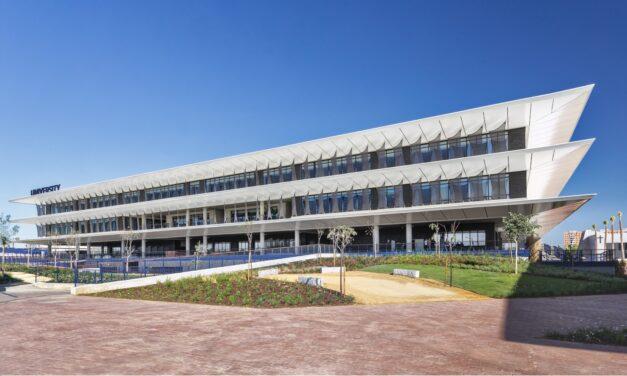 Campus Loyola, proyecto de Luis Vidal + Arquitectos