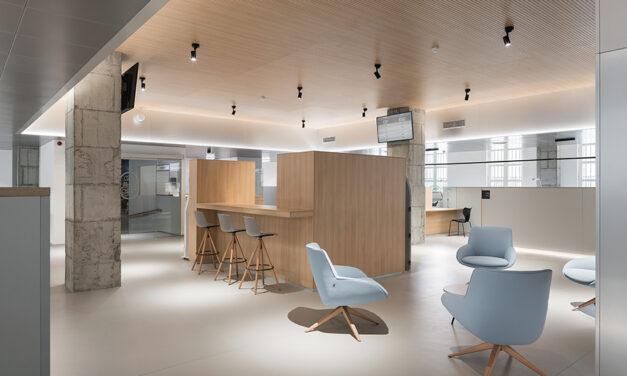 Reforma dependencias municipales de Pontevedra, Nan Arquitectos