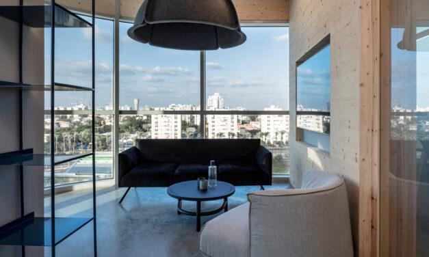 SkiDeal, Ramat Gan, Israel,  proyecto de OK Studio Design