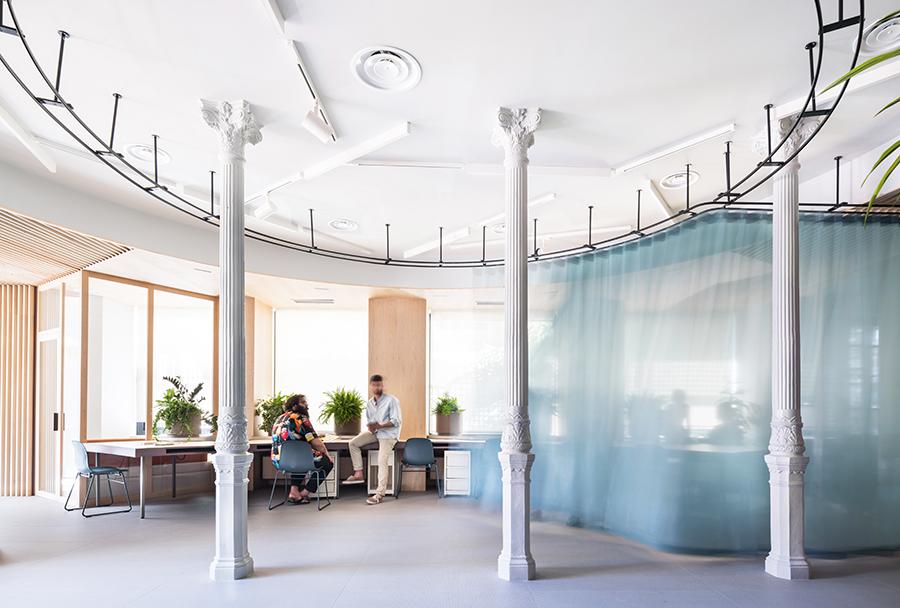 Enorme Studio diseña las oficinas de Xeito Investments en Madrid