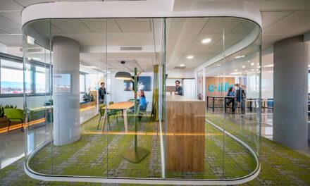 AFuentes diseña las nuevas oficinas de E.Life Techs en Murcia