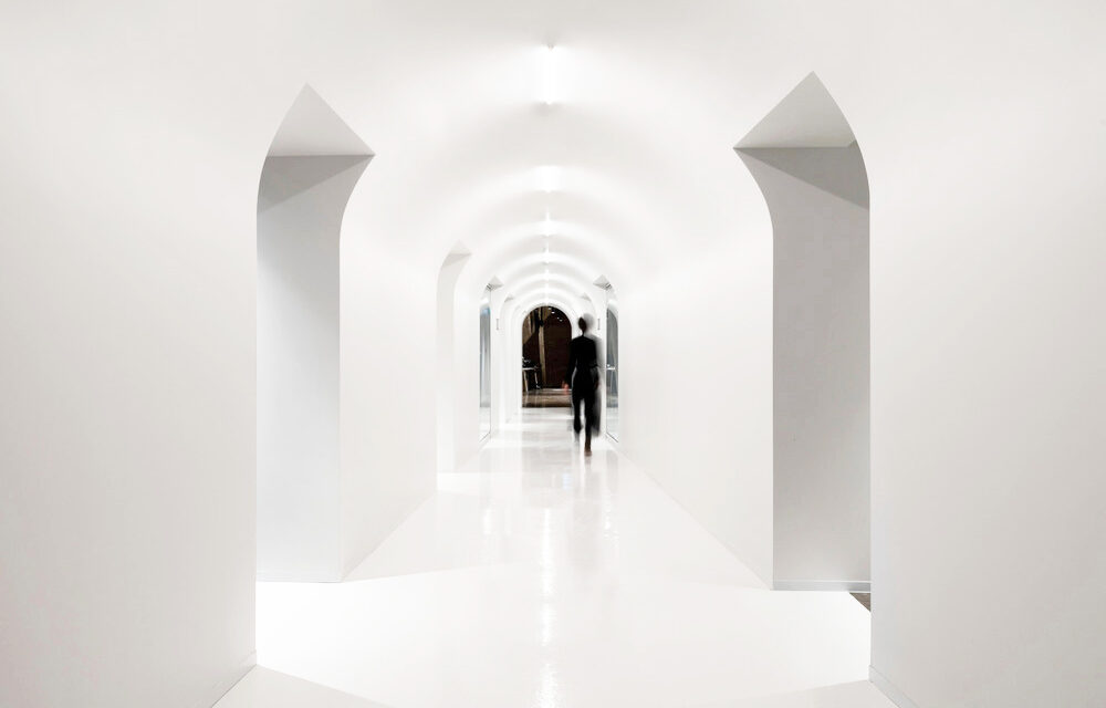 Diseño de oficinas Lightspeed Montreal, proyecto de ACDF Architecture