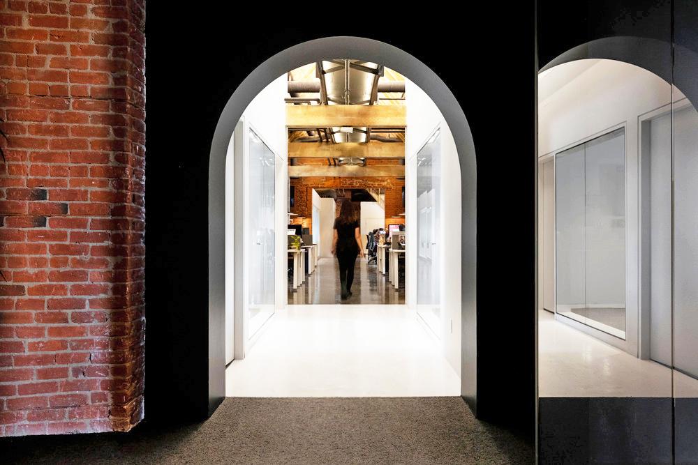 Lightspeed Montreal de ACDF Architecture