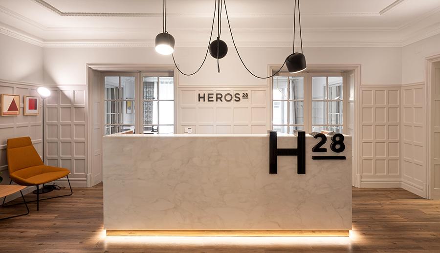 Lázaro Estudio Heros 28