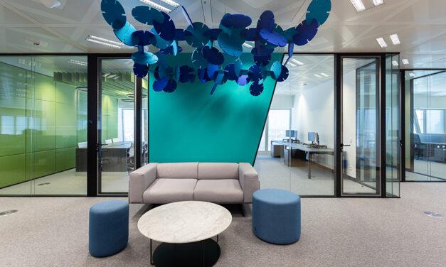 Plug&Go proyecta las nuevas oficinas de AQ Volta en Madrid