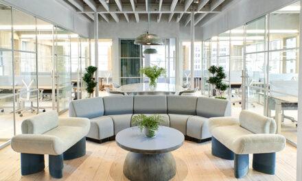 M-Projects diseña las oficinas compartidas Canopy en San Francisco