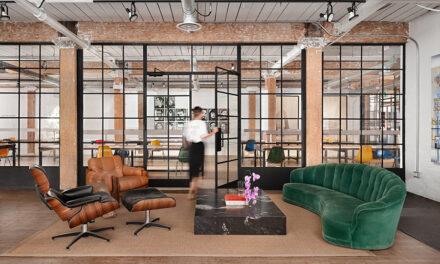 East Room, un coworking creativo en el Riverside de Toronto