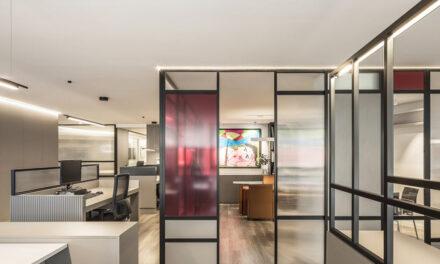 Nueva sede de Herrera y Asociados en Valencia, proyecto de Dobleese