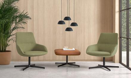 Christophe Pillet diseña Dunas Lounge para Inclass