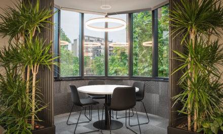 Manuel Torres Design renueva las oficinas de Eurofred Group