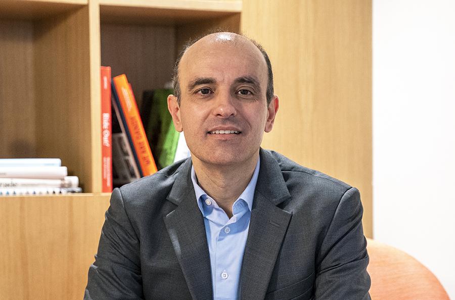 """""""Permitimos al cliente que diseñe su propia oficina"""". Philippe Jiménez, CEO de IWG España"""