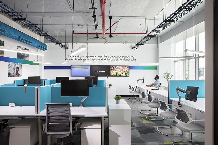AES Dominicana proyecto de 3gOffice