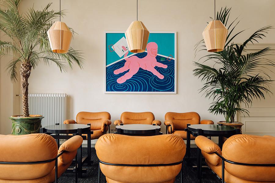 Oficinas colaborativas para Fosbury & Sons en Amsterdam de Going East