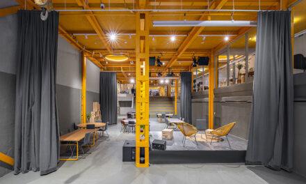 Churtichaga & Quadra-Salcedo Arquitectos proyecta un coworking en Madrid para Impact Hub