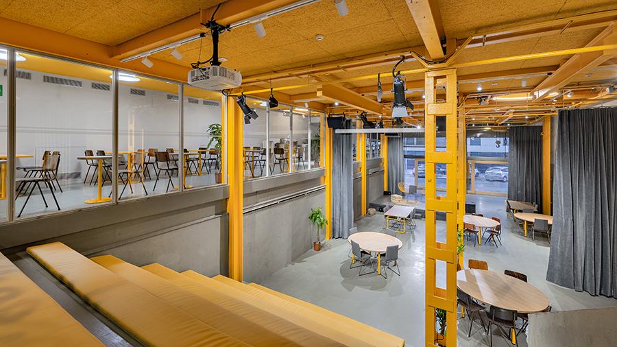 Churtichaga & Quadra-Salcedo Arquitectos Impact Hub
