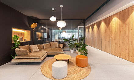 Coblonal diseña y construye las nuevas oficinas de Simsa en el 22@