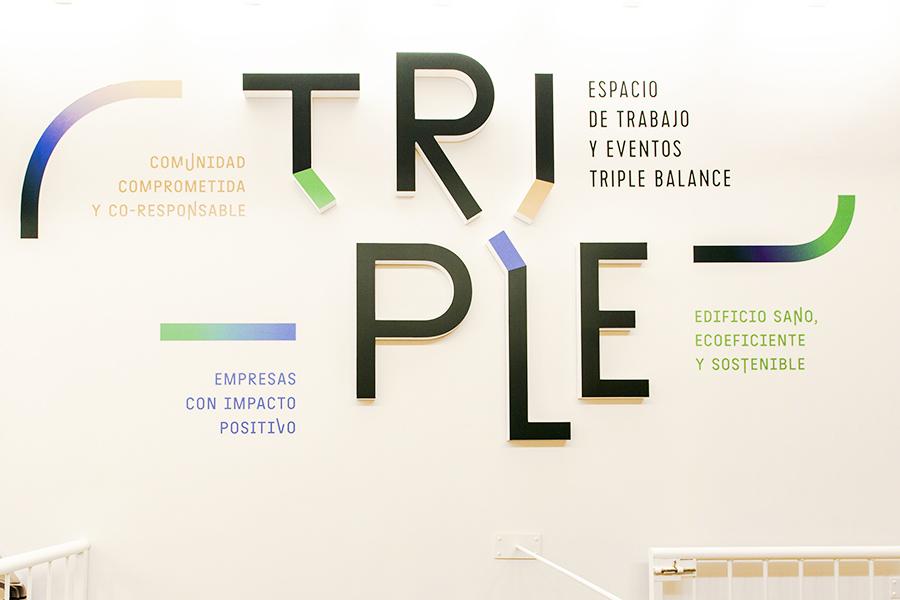 Coworking Triple Ferraz de sAtt Triple Balance