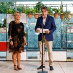 El Pavilion Mies van der Rohe convertido en laboratorio de ideas workplace