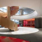 HongDesignworks diseña la sede de ChinLink en Xi'an, China
