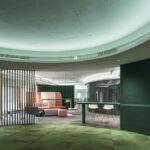 AmberMeeting  Office, proyecto de HongDesignworks